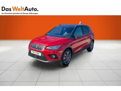 Seat Arona 1.0 EcoTSI 95 ch Start/Stop BVM5 Xcellence occasion