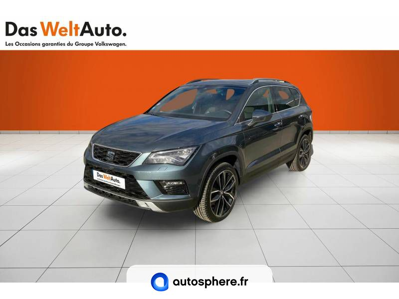 SEAT ATECA 1.5 TSI 150 CH ACT START/STOP DSG7 XCELLENCE - Photo 1