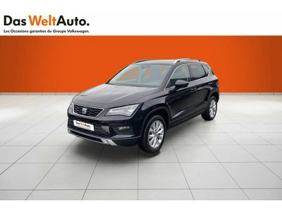 Seat Ateca 1.6 TDI 115 ch Start/Stop Ecomotive DSG7 Style Business occasion