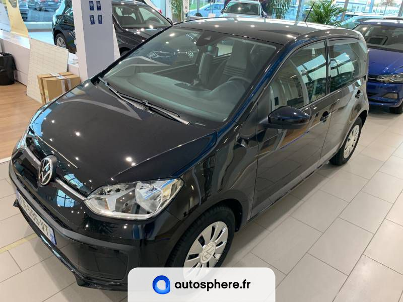 VOLKSWAGEN UP! UP 1.0 60 BLUEMOTION TECHNOLOGY BVM5 LOUNGE - Photo 1