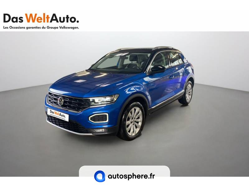 VOLKSWAGEN T-ROC 2.0 TDI 150 START/STOP DSG7 4MOTION CARAT - Photo 1