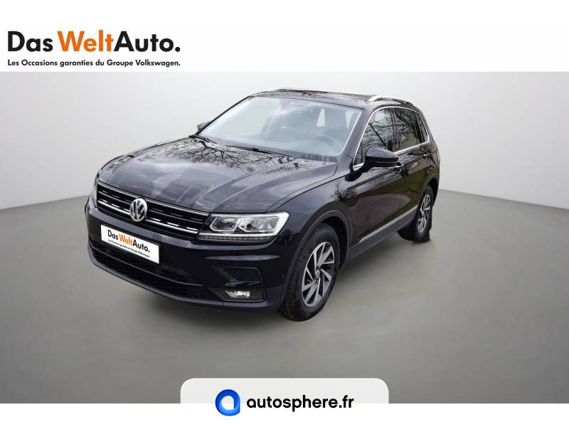 VOLKSWAGEN TIGUAN 2.0 TDI 150 BMT DSG7 SOUND - Photo 1
