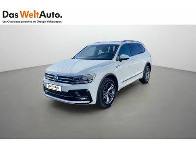 Volkswagen Tiguan Allspace 2.0 TDI 150 DSG7 Carat Exclusive occasion