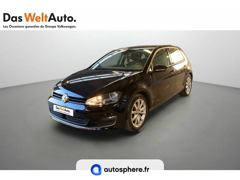 VOLKSWAGEN GOLF 1.4 TSI 125 BLUEMOTION TECHNOLOGY CARAT - Photo 1