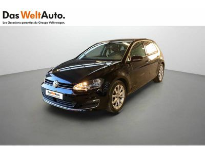 VOLKSWAGEN GOLF 1.4 TSI 125 BLUEMOTION TECHNOLOGY CARAT - Miniature 1