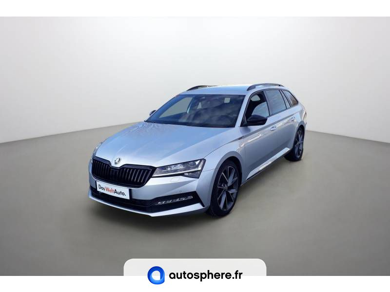 SKODA SUPERB COMBI 2.0 TDI 150 SCR DSG7 SPORTLINE - Photo 1