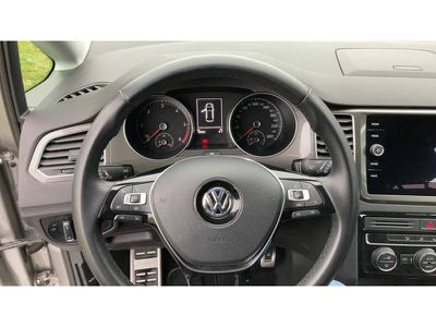 Volkswagen Golf Sportsvan 1.6 TDI 115 FAP BVM5 IQ.Drive occasion