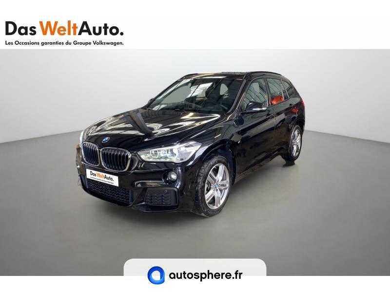BMW X1 SDRIVE 18D 150 CH BVA8 M SPORT - Photo 1