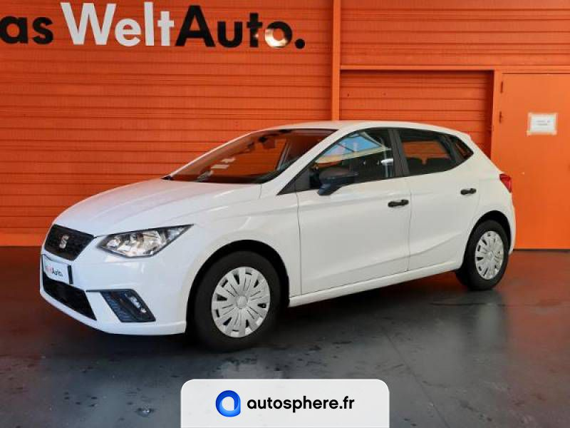 SEAT IBIZA 1.0 75 CH S/S RéFERENCE BUSINESS - Photo 1
