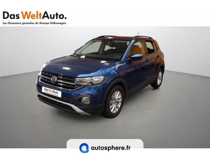 VOLKSWAGEN T-CROSS 1.0 TSI 115 START/STOP BVM6 LOUNGE - Photo 1