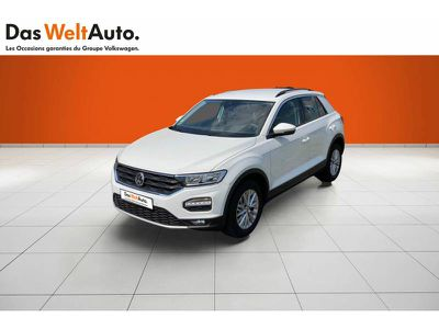 Volkswagen T-roc 1.0 TSI 115 Start/Stop BVM6 Lounge occasion