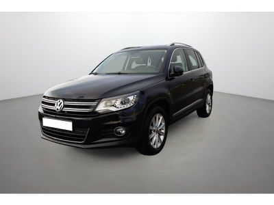 Leasing Volkswagen Tiguan 2.0 Tdi 177 Fap Bluemotion Technology Carat 4motion Dsg7