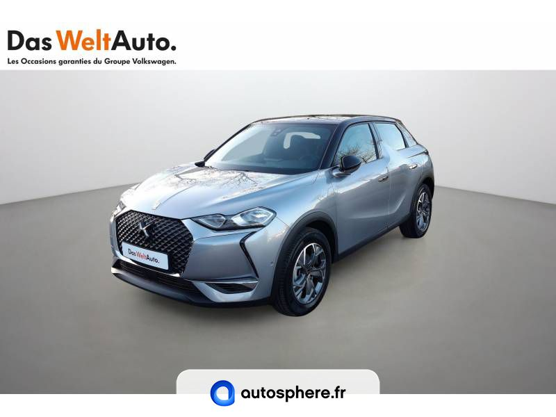 DS DS 3 CROSSBACK PURETECH 100 S&S BVM6 CHIC - Photo 1