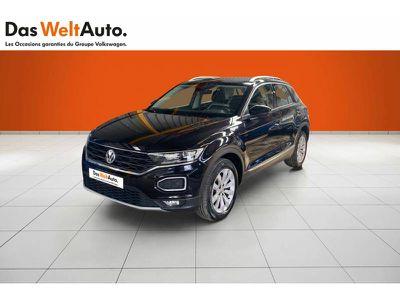 Volkswagen T-roc 1.5 TSI 150 EVO Start/Stop DSG7 Carat occasion