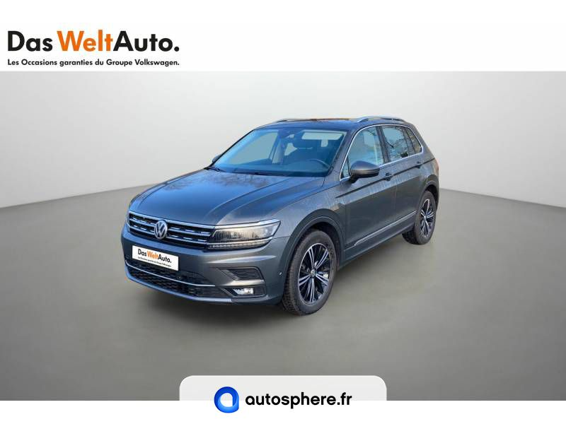 VOLKSWAGEN TIGUAN 1.4 TSI ACT 150 BMT DSG6 CARAT - Photo 1