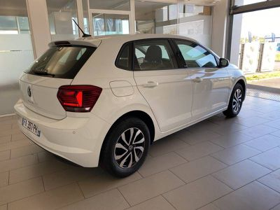 VOLKSWAGEN POLO 1.0 TSI 95 S&S BVM5 LOUNGE - Miniature 5