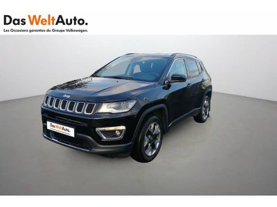 Jeep Compass 2.0 I MultiJet II 140 ch Active Drive BVA9 Limited occasion