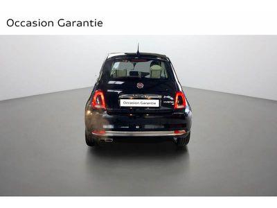 FIAT 500 1.0 70 CH HYBRIDE BSG S/S LOUNGE - Miniature 3