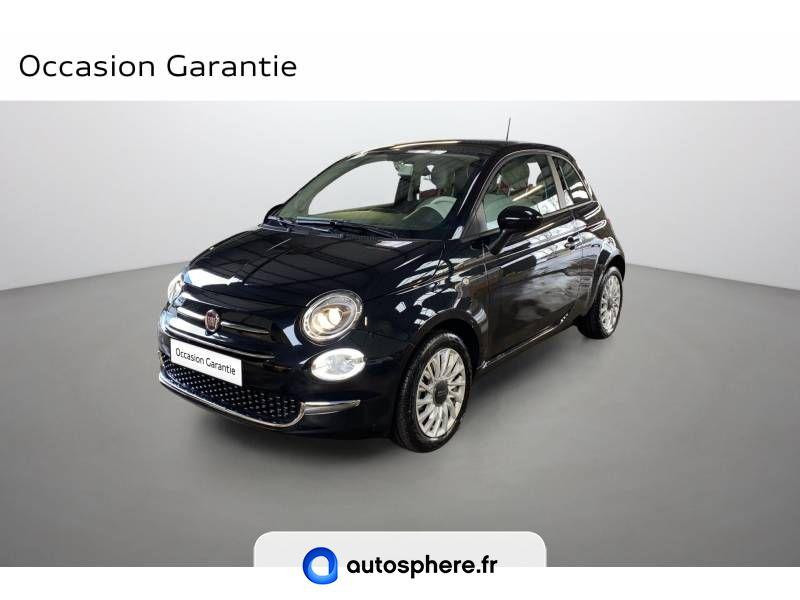 FIAT 500 1.0 70 CH HYBRIDE BSG S/S LOUNGE - Photo 1