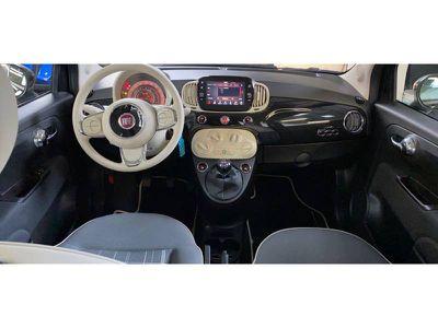 FIAT 500 1.0 70 CH HYBRIDE BSG S/S LOUNGE - Miniature 4