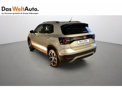 VOLKSWAGEN T-CROSS 1.0 TSI 115 START/STOP DSG7 CARAT - Miniature 4