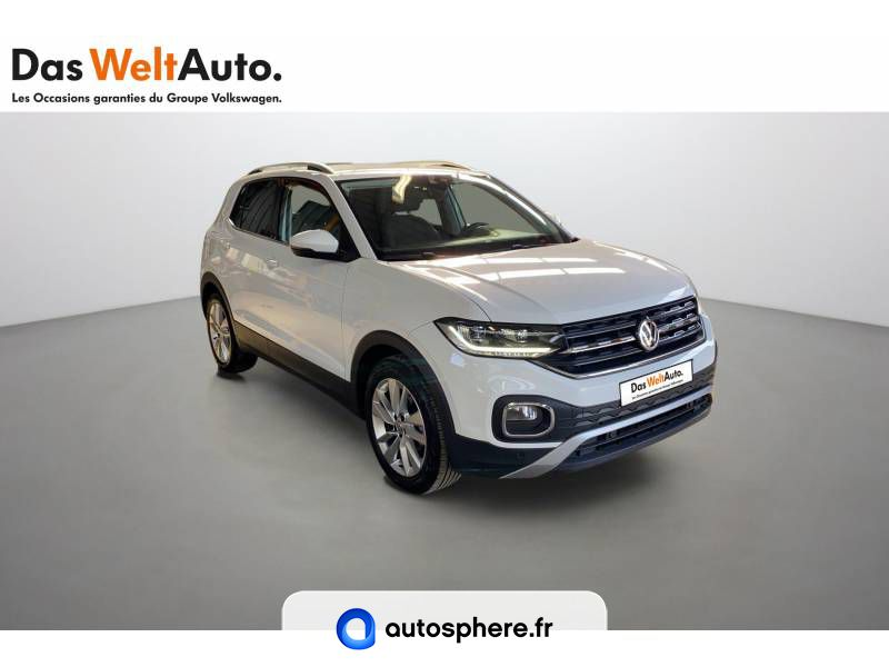 VOLKSWAGEN T-CROSS 1.0 TSI 115 START/STOP BVM6 CARAT - Photo 1