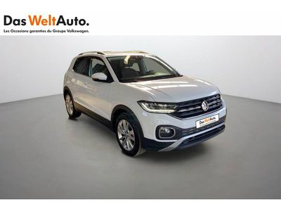 VOLKSWAGEN T-CROSS 1.0 TSI 115 START/STOP BVM6 CARAT - Miniature 1
