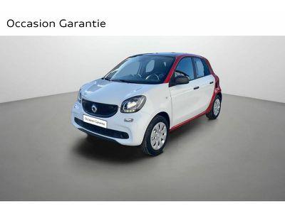 Smart Forfour 0,82 ch Electrique BVA1 Pure occasion