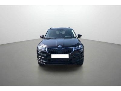 Skoda Karoq 1.5 TSI 150 ch ACT DSG7 Clever occasion