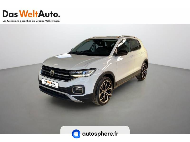 VOLKSWAGEN T-CROSS 1.0 TSI 115 START/STOP DSG7 CARAT - Photo 1