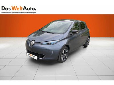 Renault Zoe  Intens Gamme 2017 occasion