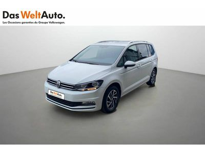 Volkswagen Touran 1.6 TDI 115 BMT DSG7 Sound 7pl occasion