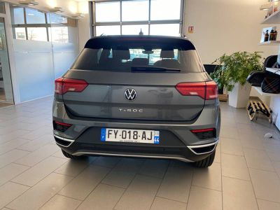 VOLKSWAGEN T-ROC 2.0 TDI 150 START/STOP DSG7 ACTIVE - Miniature 4