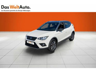Seat Arona 1.0 EcoTSI 115 ch Start/Stop BVM6 Xcellence occasion