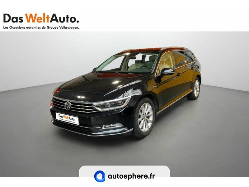 VOLKSWAGEN PASSAT SW 2.0 TDI 190 BMT DSG6 CARAT EXCLUSIVE - Photo 1