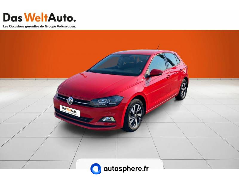 VOLKSWAGEN POLO 1.0 65 S&S BVM5 CONFORTLINE BUSINESS - Photo 1