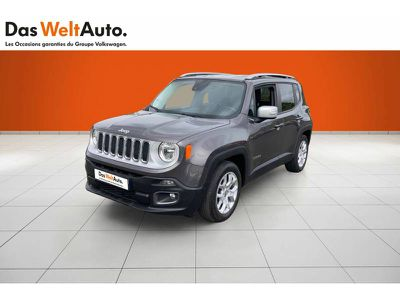 Jeep Renegade 1.6 I MultiJet S&S 120 ch Limited Advanced Technologies occasion