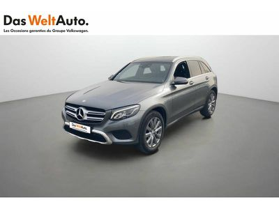 Mercedes Glc 250 9G-Tronic 4Matic Fascination occasion