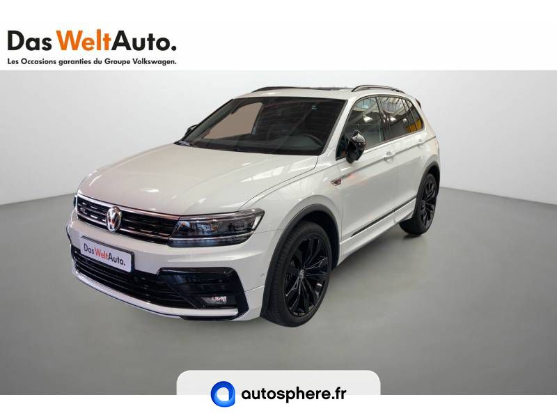 VOLKSWAGEN TIGUAN 2.0 TDI 150 DSG7 4MOTION BLACK R-LINE - Photo 1