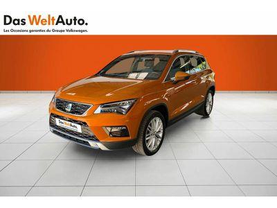Seat Ateca 2.0 TDI 190 ch Start/Stop DSG7 4Drive Xcellence occasion