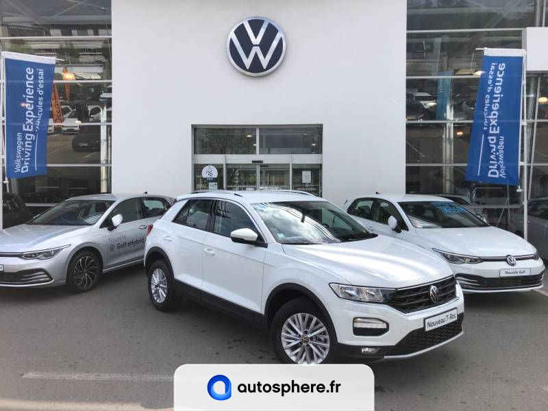 VOLKSWAGEN T-ROC 1.0 TSI 115 START/STOP BVM6 LOUNGE BUSINESS - Photo 1
