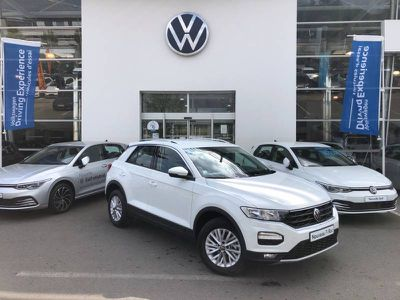Volkswagen T-roc 1.0 TSI 115 Start/Stop BVM6 Lounge Business occasion
