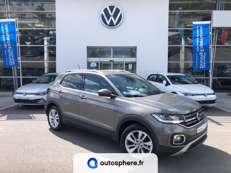 VOLKSWAGEN T-CROSS 1.0 TSI 110 START/STOP DSG7 CARAT - Photo 1