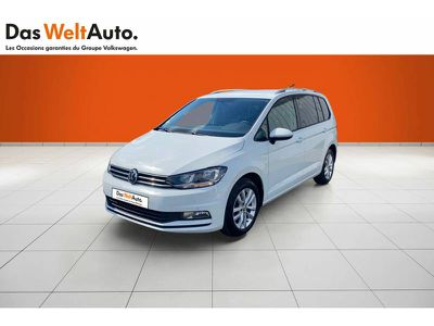 Volkswagen Touran Business 1.6 TDI 115 BMT DSG7 Confortline 5pl occasion