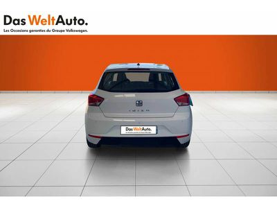 SEAT IBIZA 1.6 TDI 80 CH S/S BVM5 REFERENCE BUSINESS - Miniature 3