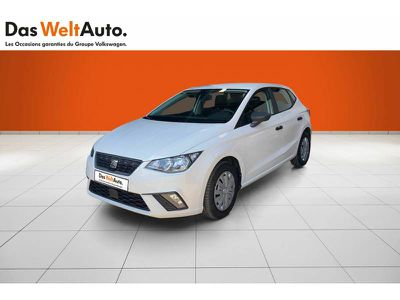 SEAT IBIZA 1.6 TDI 80 CH S/S BVM5 REFERENCE BUSINESS - Miniature 1