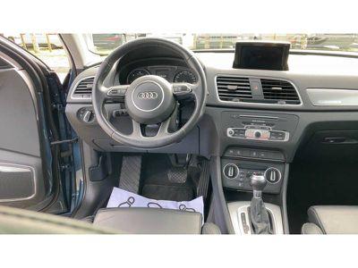 AUDI Q3 2.0 TDI 184 CH S TRONIC 7 QUATTRO AMBITION LUXE - Miniature 4