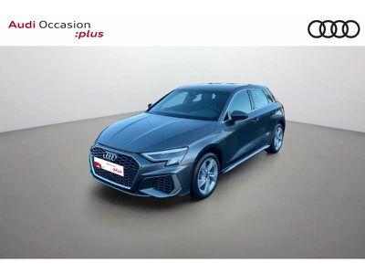 Audi A3 Sportback 40 TFSIe 204 S Tronic 6 S Line occasion