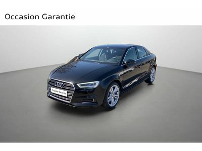 Audi A3 Berline 2.0 TFSI 190 S tronic 7 Design Luxe occasion