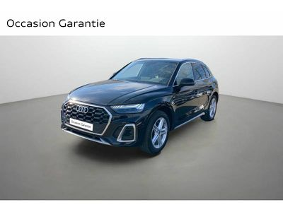 Audi Q5 35 TDI 163 S tronic 7 S line occasion